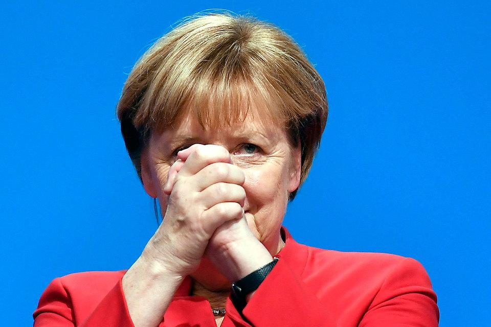 Оппозиция с треском проиграла партии Ангелы Меркель в ключевой земле