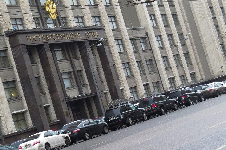Совет Госдумы впервые собрался в отремонтированном и расширенном зале заседаний