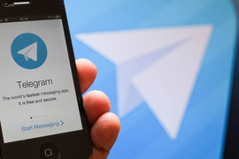 Роскомнадзор угрожает закрыть доступ к Telegram