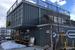 Например, в 2016 г. на Лонг-Айленде открылся ресторан Bareburger, сделанный из 11 контейнеров, использовавшихся японской судоходной компанией NYK Line. Архитектура – одна из главных «фишек», сделавших ресторан популярным у посетителей