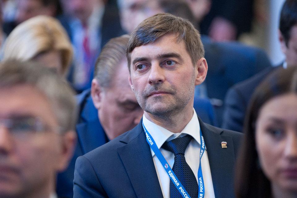 Железняка решили неназначать вадминистрацию Российского Президента