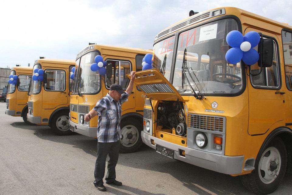Школьники Украины в течение трех лет не увидят новые автобусы из России