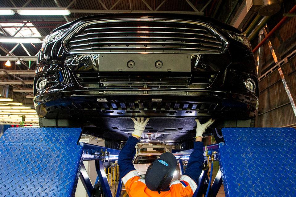 Ford Motor планирует сократить 10% персонала по всему миру