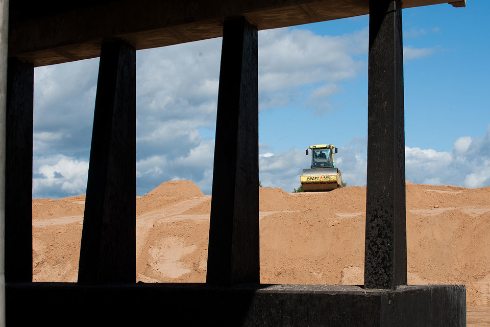 «Автобан» вошел в состав строителей четвертого участка ЦКАД