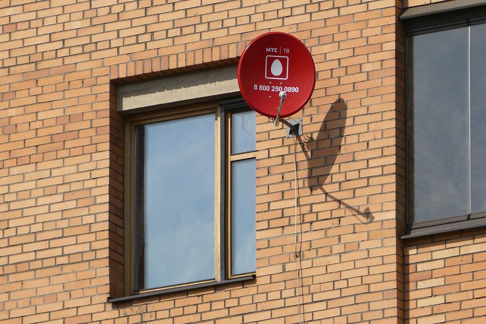 МТС будет сдавать оборудование для спутникового ТВ в аренду