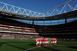 За одну игру до окончания текущего сезона Arsenal идет на 5-м месте, отставая от 4-го места, дающего право играть в следующем розыгрыше Лиги чемпионов, на 1 очко