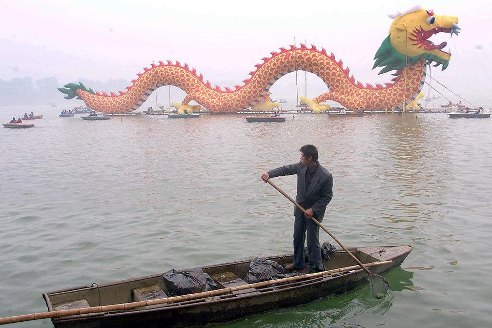 Китай нашел море газа