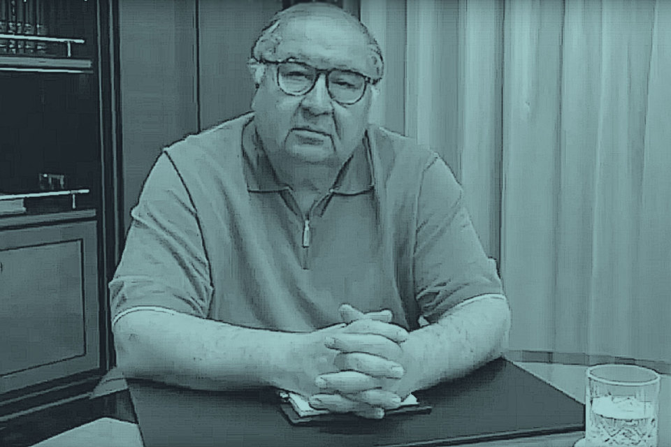 Алишер Усманов — человек недели