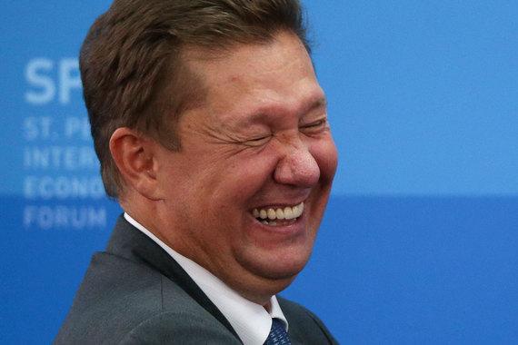 Совет директоров «Газпрома» предлагает повысить ему вознаграждения