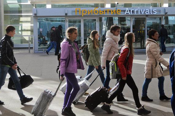 «Руслайн» планирует летом удвоить свой пассажиропоток из Петербурга