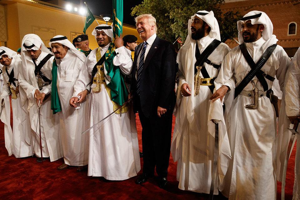 Соглашение с PIF было подписано в субботу во время ближневосточного турне Трампа, куда отправились и многие американские бизнесмены