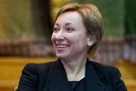 Больше всех в Центробанке за 2016 год заработала Ольга Скоробогатова (на фото)