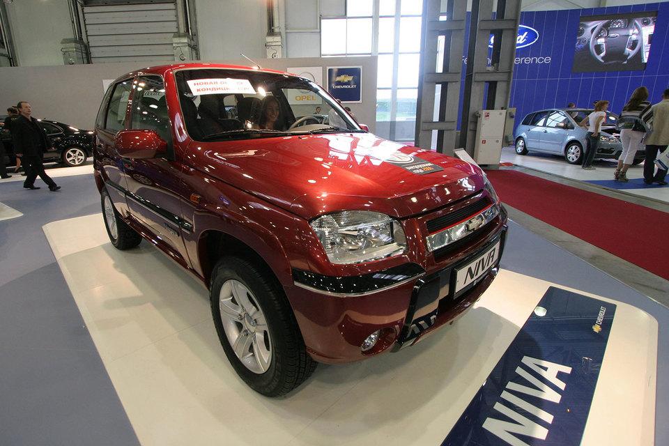 Остановлен выпуск Chevrolet Niva