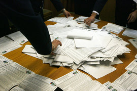 Главное - обеспечить прозрачность выборов, заявил начальник управления внутренней политики президента Андрей Ярин