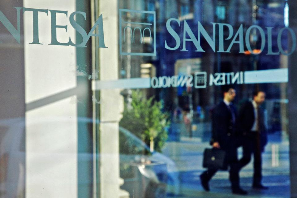 Итальянский банк Intesa Sanpaolo