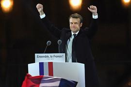 Стремительная карьера Эммануэля Макрона в политике – исключительный случай во французской истории