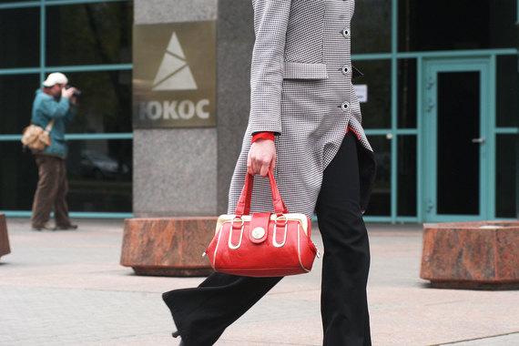 Миноритарии ЮКОСа судятся с бывшими иностранными менеджерами компании