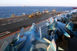 ВКС, имея в Сирии «в разы меньше самолетов, выполнили в три раза больше боевых вылетов и нанесли в четыре раза больше ракетно-бомбовых ударов», чем США