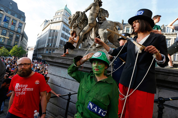 Новых решений по России на саммите НАТО ждать не стоит