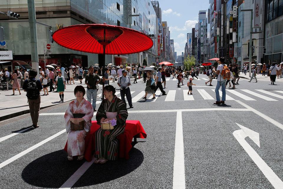 Несмотря на стагнацию, японский рынок составляет около $100 млрд.