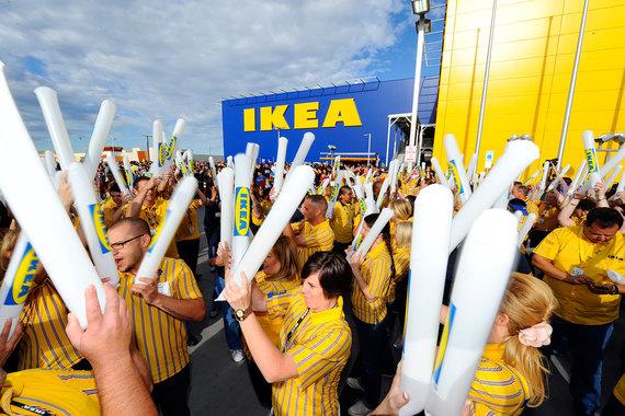 IKEA делает замену