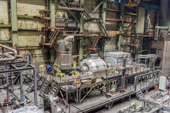 Кировский завод теперь может испытывать турбинные установки для ледоколов