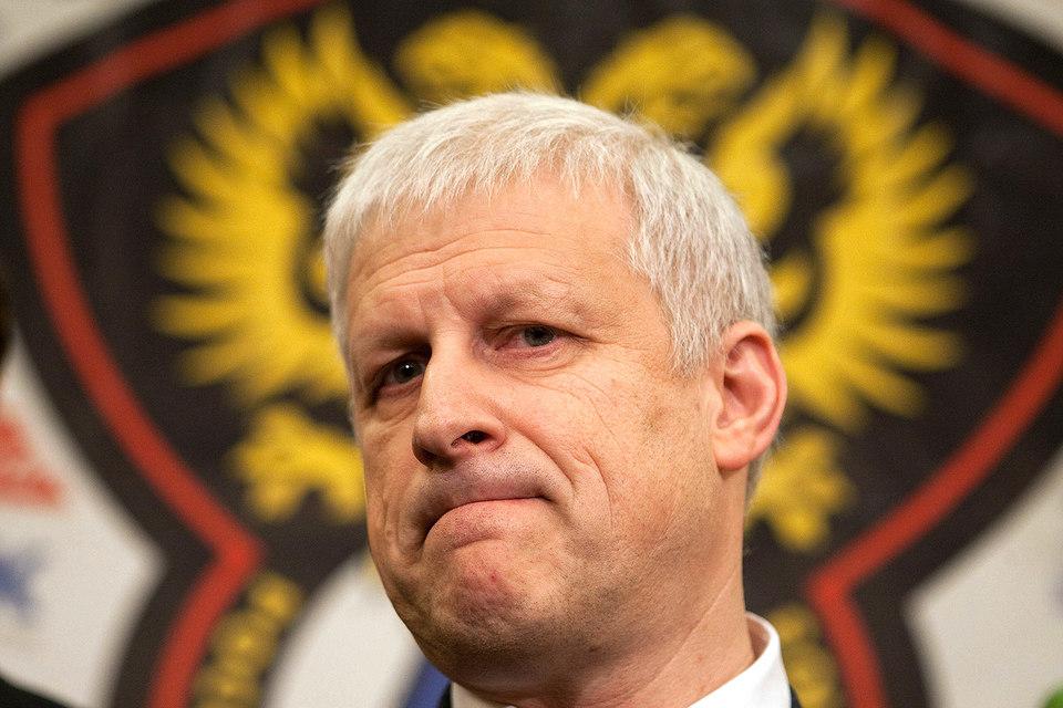 Сергей Фурсенко снова возглавил футбольный клуб «Зенит»