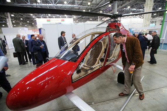 Лёгкий многоцелевой вертолёт «Афалина»