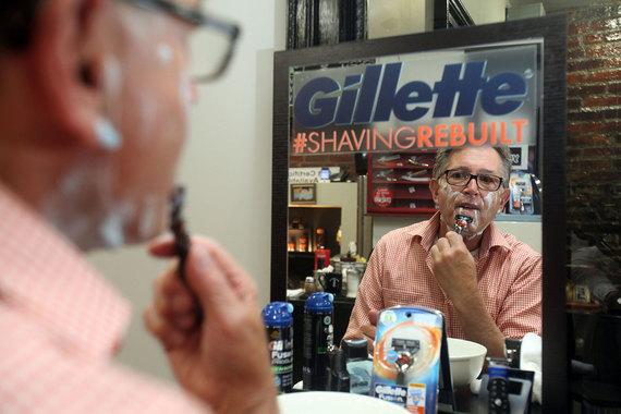 Старый конкурент сделал новый вызов Gillette