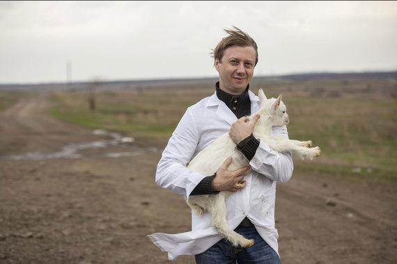Как ростовский строитель стал производить козье молоко