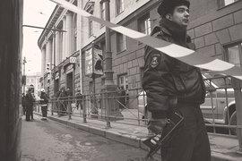 Теракт в метро Петербурга был совершен гражданином России