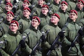 У Внутренних войск, на базе которых создана нацгвардия, возможности использовать армию не было