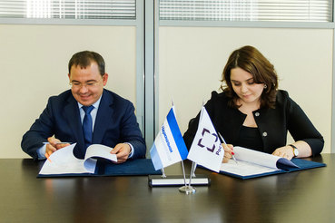 «Биннофарм» и «Нацимбио» подписали соглашение