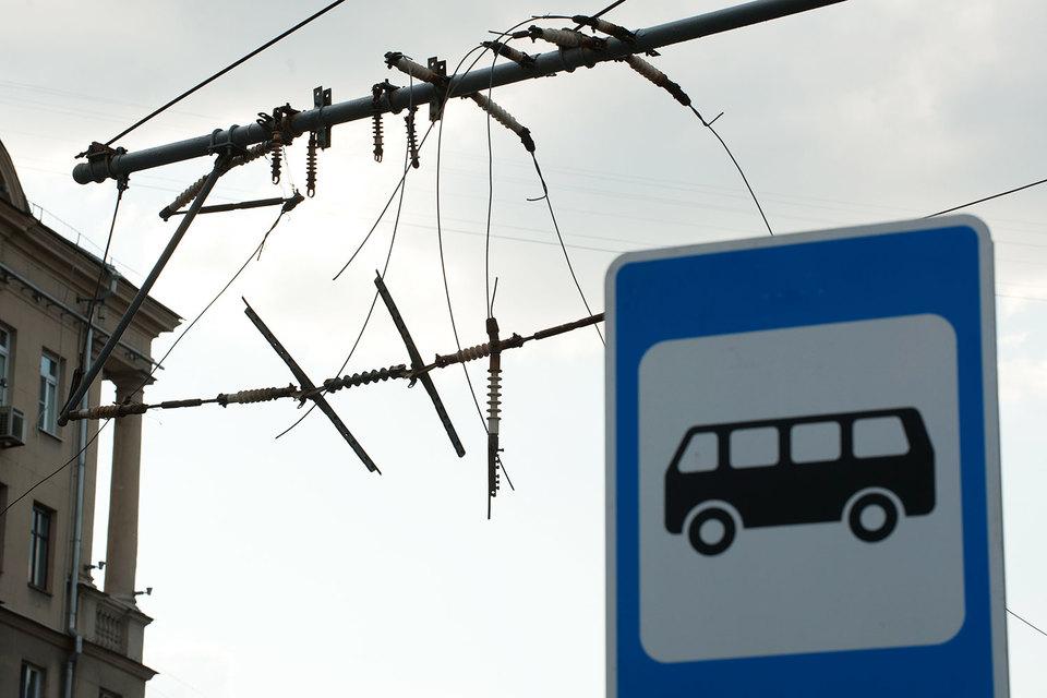 Троллейбусный парк России на 66% состоит из машин, выпущенных на заводе «Тролза маркет»