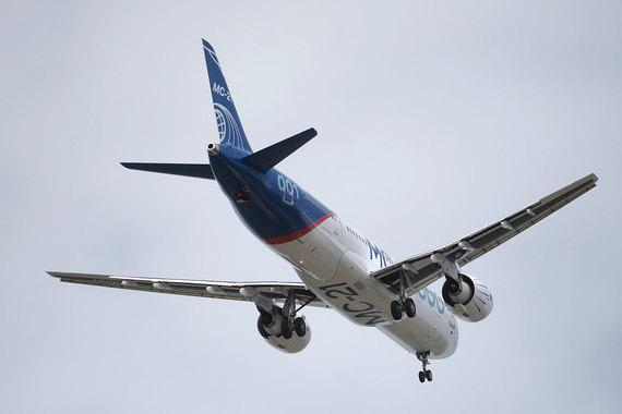 Минпромторг рассчитывает к 2037 г. выйти на совокупный объем поставок  МС-21 более 1000 самолетов. Сейчас МС-21 предстоит программа летных  испытаний и сертификация по российским и международным нормам