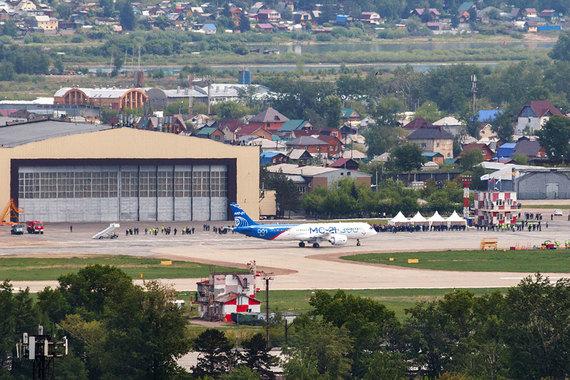 Сейчас МС-21 предстоит программа летных испытаний и сертификация по российским и международным нормам