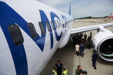 Новый самолет будет вмещать от 163 до 211 кресел (в зависимости от компоновки)