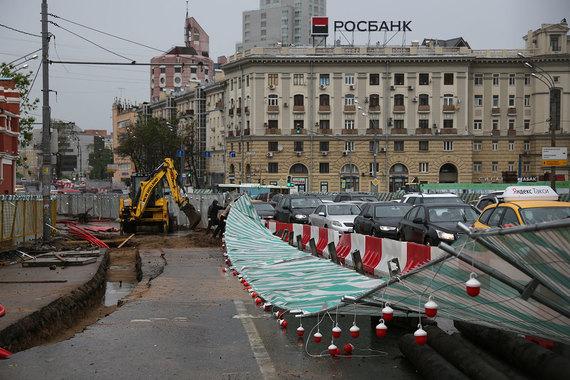 Ураган в Москве 29.05.2017. Видео хроника событий, фото, последние новости.