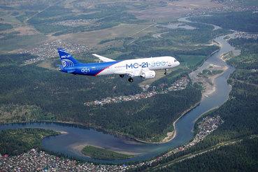 МС-21 до первого публичного полета еще предстоит пройти летные испытания