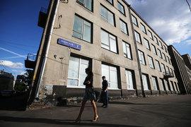 Будущий бутик-отель Александра Клячина