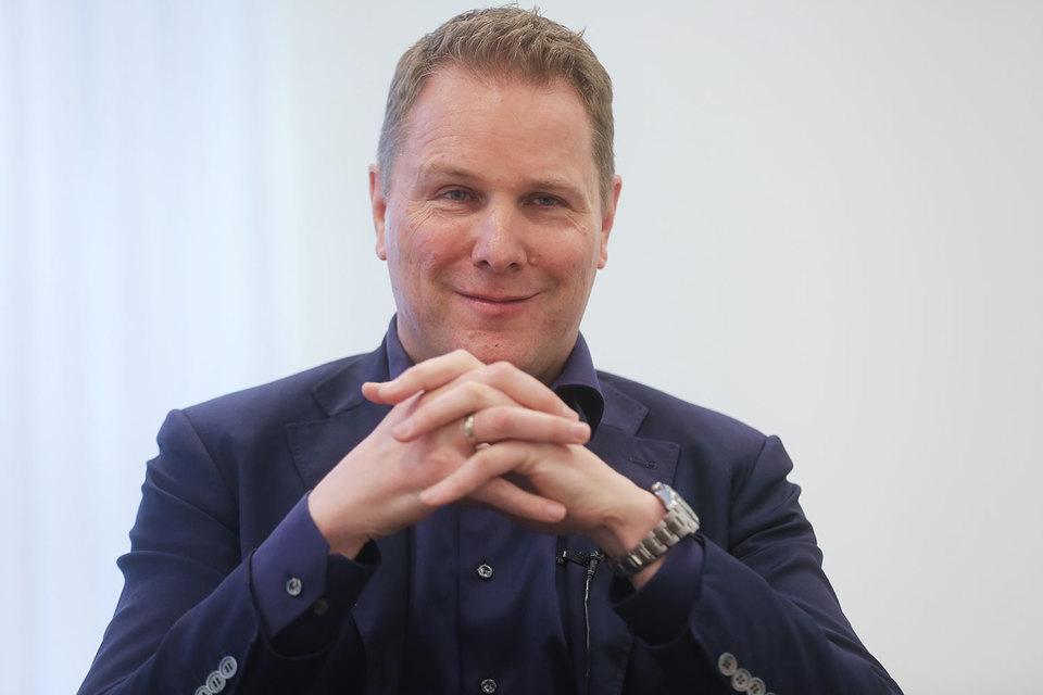 Шелль Мортен Йонсен, гендиректор «Вымпелкома»