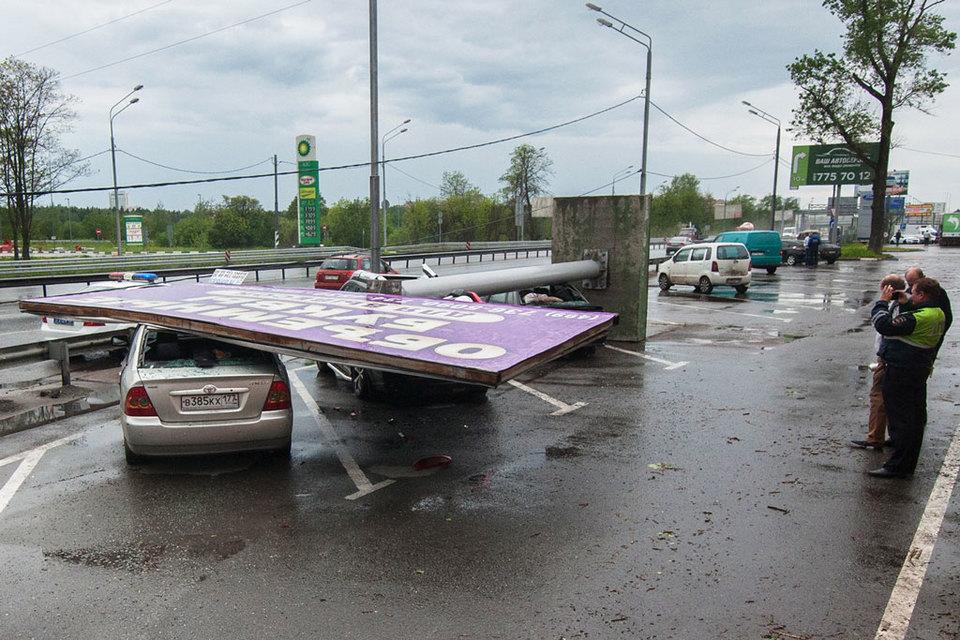 Страховщики покроют убытки от урагана