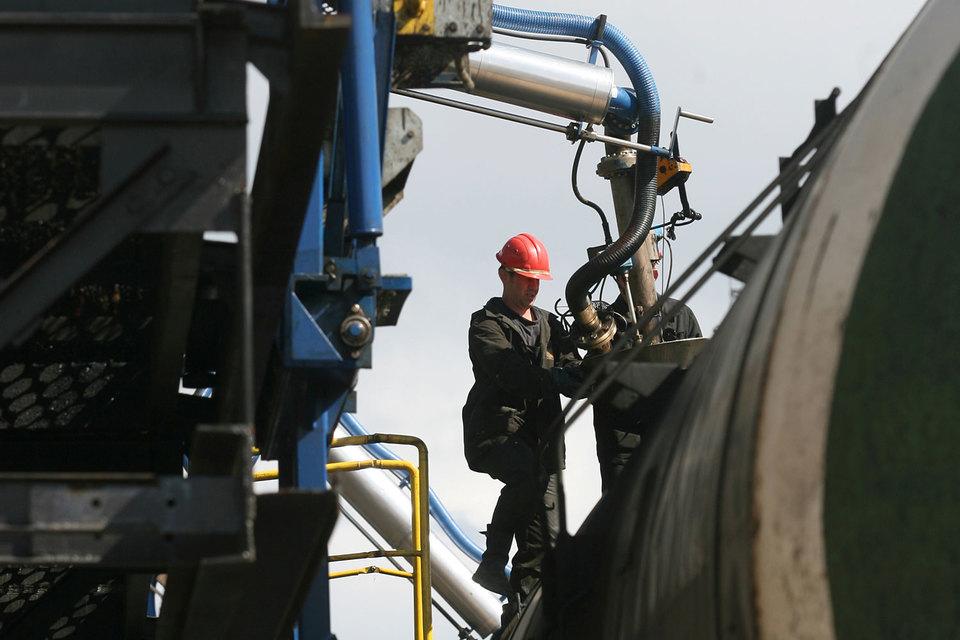 Цистерн с нефтью на российских железных дорогах все меньше