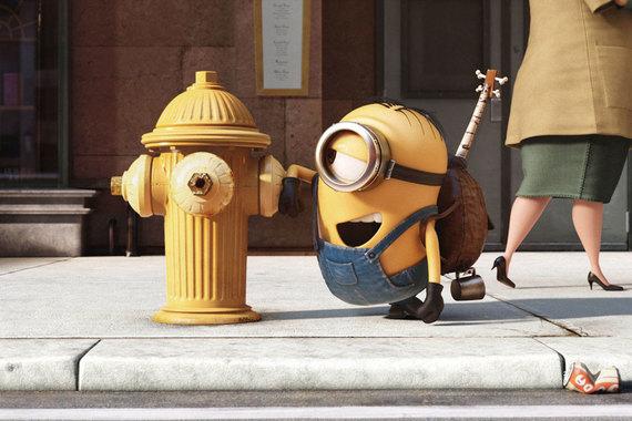 Мультфильм «Миньоны» от студий Illumination Entertainment и Universal – рекордсмен по сборам за 2015 г. Стартовав в прокате России и СНГ в июле, он собрал максимальную кассу за год — 1,9 млрд руб.