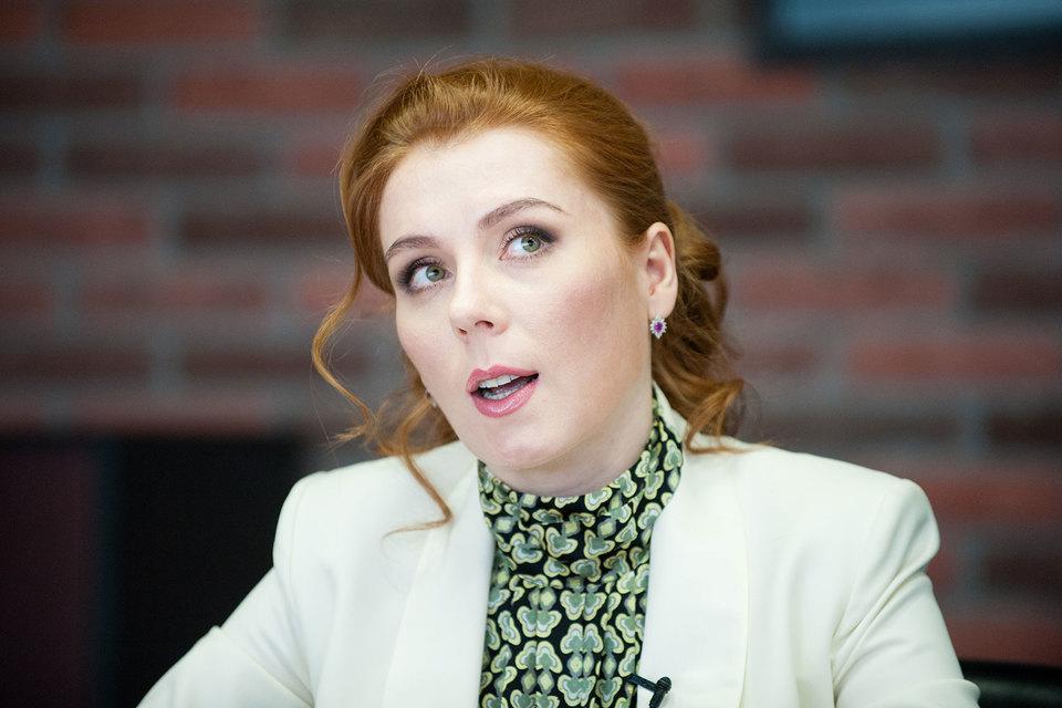 Екатерина Тихомирова назначена вице-президентом медиахолдинга Федотова
