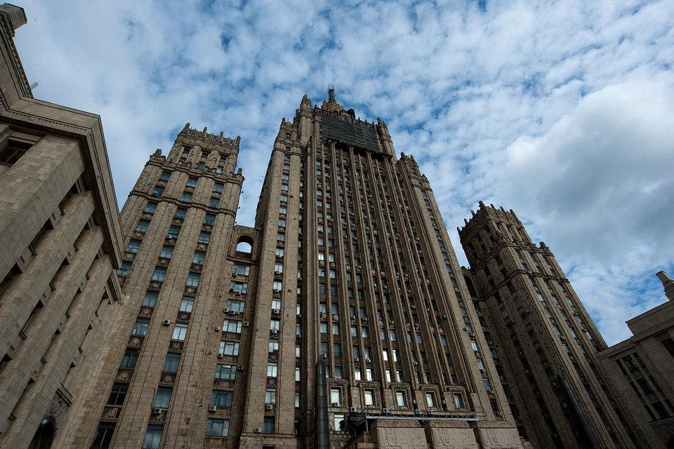 Министерство иностранных дел России объявило пятерых сотрудников молдавской дипмиссии персонами нон грата и обязало их покинуть территорию страны в течение трех дней