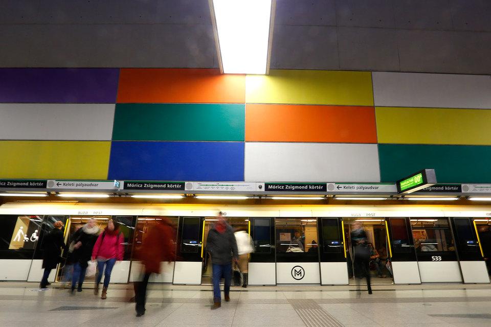 Среди планов зарубежной экспансии, которые рассматривает «Максимателеком», – оказание услуг в метро Будапешта