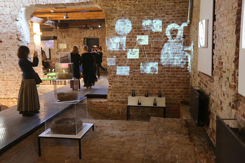 Выставка номинантов «Инновации» 2017 г. проходит в Музее архитектуры