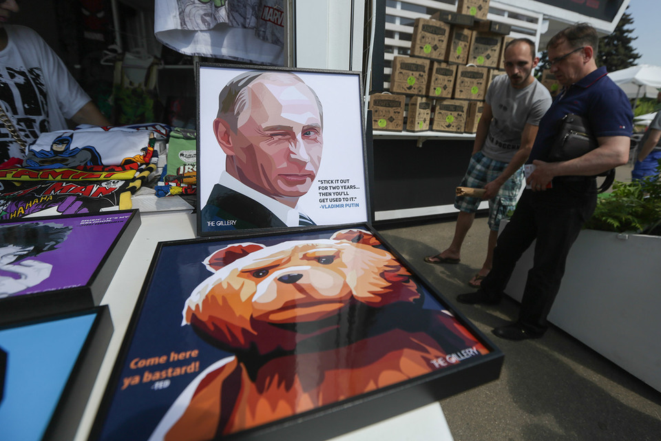 Путин пообещал реализовать почти все предложения представителей мультипликаторов