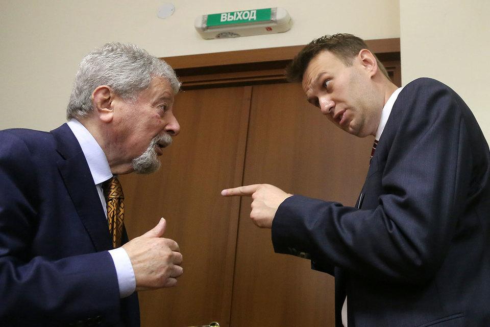 По словам Генриха Падвы, Навальный не доказал, что Медведев или кто-то из его родственников пользуется имуществом фонда